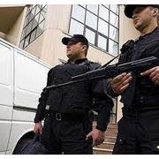 Вооруженная охрана фото