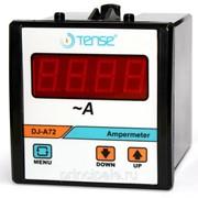 Электронный амперметр щитовой панельный 72х72 фото