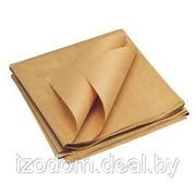Крафт бумага нарезанная (в листах 106*120, пл. 78 г/м2) фото