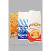 Бумажный пакет: мука, сахар, соль, крупа, манка, сухие строительные смеси.