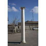 Сборные железобетонные колонны фото