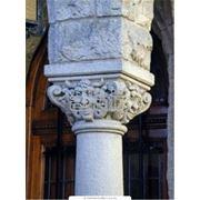 Колонны из камня фото