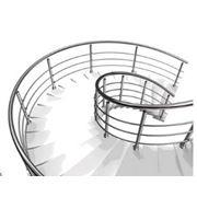 Лестницы металлические Крым Украина