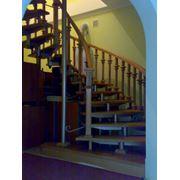 Металлические лестницы широко используются в современном строительстве. Крым Симферополь Севастополь Алушта Ялта Евпатория Джанкой