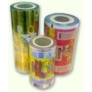 Пищевая упаковка, упаковка прозрачная, упаковка на основе пленок, упаковка для мучных изделий , макаронных изделий, чая. фото