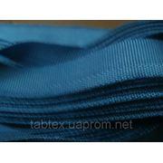 Тесьма брючная 25м Беларусь синий фото