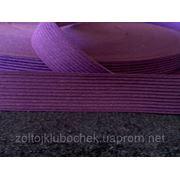 Текстильная резинка фото