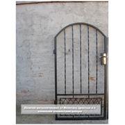 Калитки ворота заборы металлические от производителя с коваными элементами декора по заказу с каталога или чертежа фото