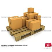 Поддоны под коробки