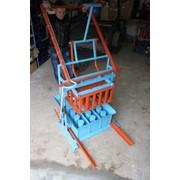 Станок для производства блоков ВШМ-3В(СТАЦ) фото