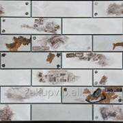 Декоративный искусственный камень, кирпич , мрамор,казах тас,идеал стоун. фото