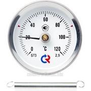 Термометры общетехнические специальные (с пружиной) фото