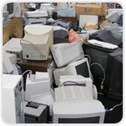 Утилизация электронных отходов фото