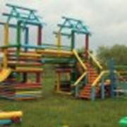 Оборудование для детских площадок в Молдове фото