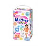 Трусики-подгузники MERRIES 5 (12-22 кг), 38шт фото