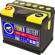 Аккумулятор 6СТ-55 L фото