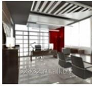 Металлический подвесной потолок Plaforad IS фото