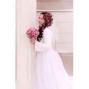 Свадебные прически. фото