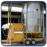 Мобильные зерносушилки Мекмар серии SSI фото