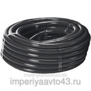 Шланг пневматический высокого давления 10х17 мм, резиновый МАСТАК 683-10100 фото