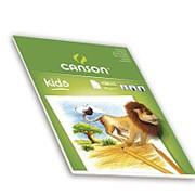 Альбом для детского творчества Canson, 90 г,м2, 30 листов фото