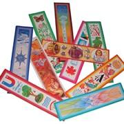Закладки-шпаргалки по 10-ти основным предметам в одном комплекте фото
