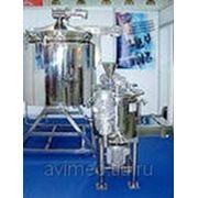 Реактор фармацевтический для производства фармацевтических средств ЮВС
