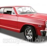 Chevrolet Malibu SS 1965 фото