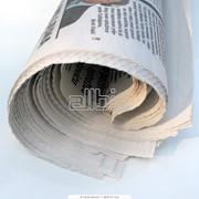 Издание газеты фото