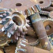 Негабаритный стальной лом и отходы толщиной менее 4 мм фото