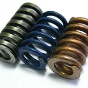 Пружины винтовые цилиндрические сжатия III класса, разряда 1 из стали круглого сечения ГОСТ 13774-86 фото