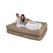 Надувная кровать Intex Comfort Bed 66704 220В. Коробка (2 шт.)(152*203*48) фото