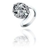Кольца из серебра 100198 ФЕЛИЧИ