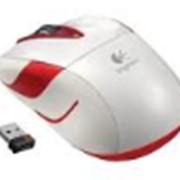 Мышь Logitech Wireless Mouse M525 Pearl White фото