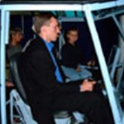 Тренажер авиационный фото