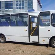 Автобусы Isuzu Атаман А-09216 Long пригородные фото
