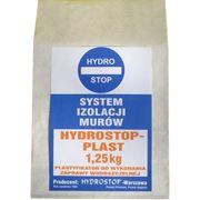 Hygrostop-Пласт - гидроизоляционная добавка к цементно-песчаному раствору для увеличения водонепроницаемости морозостойкости и прочности. фото