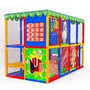 Детский игровой лабиринт Сладкоежка фото