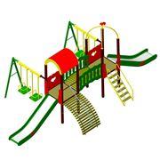 Детские городки для детских игровых площадок
