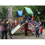Спортивное детское оборудование улица фото