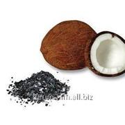 Активированный уголь кокосовый, меш. 25 кг фото