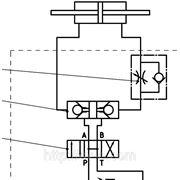 Разработка маслостанций по гидравлической схеме фото