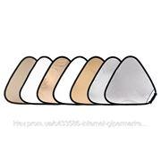 Отражатель Lastolite TriGrip 45 см Silver/White (3531) (95443)