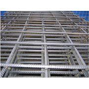 Сетка сварная арматурная строительная армирующая фото