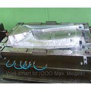 Пресс-форма для литья пластмасс фото