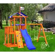 Детские площадки игровые фото