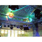 Звуковое и световое оборудование для ресторана фото