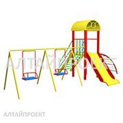Детские игровые комплексы - Комплекс 2 фото