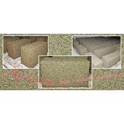 Арболит стеновые блоки фото