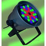 Прожектор сценический RGB светодиодный. 36 Вт /220V/12V. 2700Lm. фото
